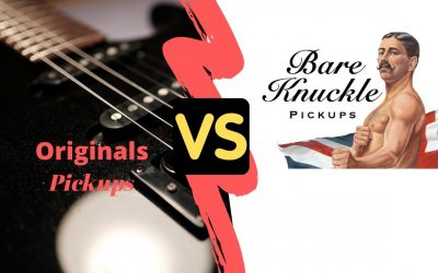 [Comparatif] Pickups d'origines vs Bare Knuckle