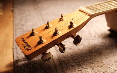 Est-ce que j'investis sur ma vielle guitare ?