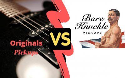[Comparatif] Pickups d'origines vs Bare Knuckle